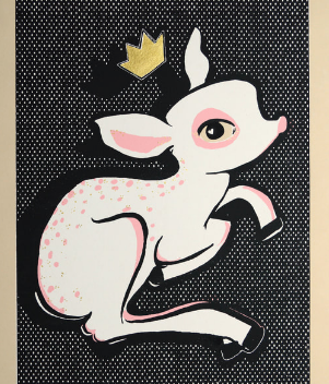 Sugar Pop Press - Hand-pulled screenprints and other pretty things.