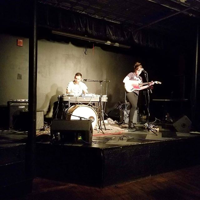 Being nice @as220providence a couple weeks ago 🌈 🛸 APRIL SHOWZ: 4/12 @radiobean #burlingtonvt; 4/13 @adrianaardvark super duper secret house show #plattsburgh; 4/14 @bacchusnewpaltz #newpaltz; and a few more too! Check the site ❤️ . . . . . . . . #indiefolk #vtmusic #bennington #vermont #synth #tenorguitar #intheberkshires #musicband #scene #diymusic #folk #synthfolk #songs #pedals #good #time #hudsonvalley #upstatenewyork #upstateny #nymusic #newpaltzny #indiefolk #bands #diyshows #intheberkshires
