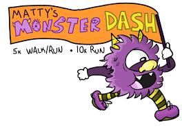 Matty's Monster Dash
