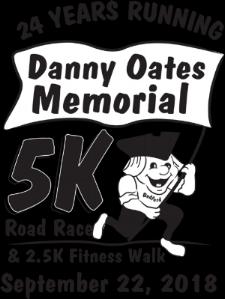 Danny Oates Memorial 5k