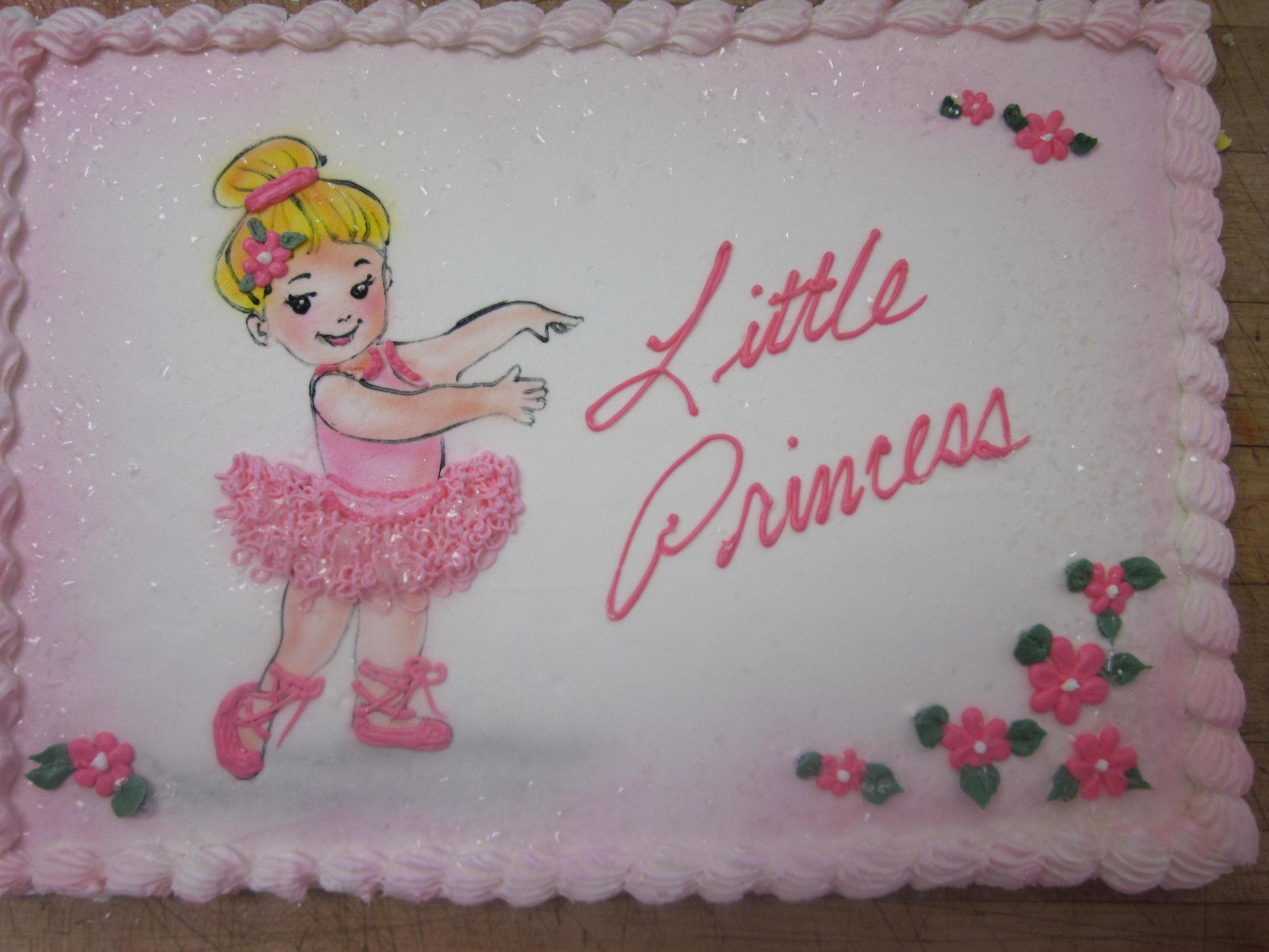 Ballerina Little Princess