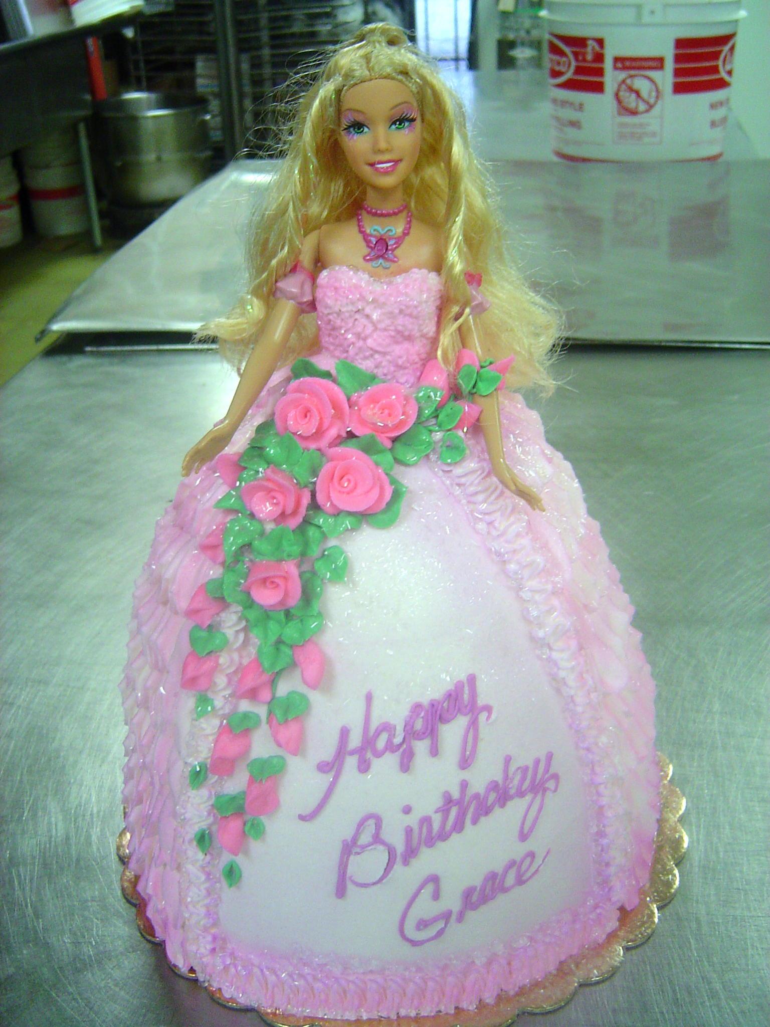 Barbie Doll B