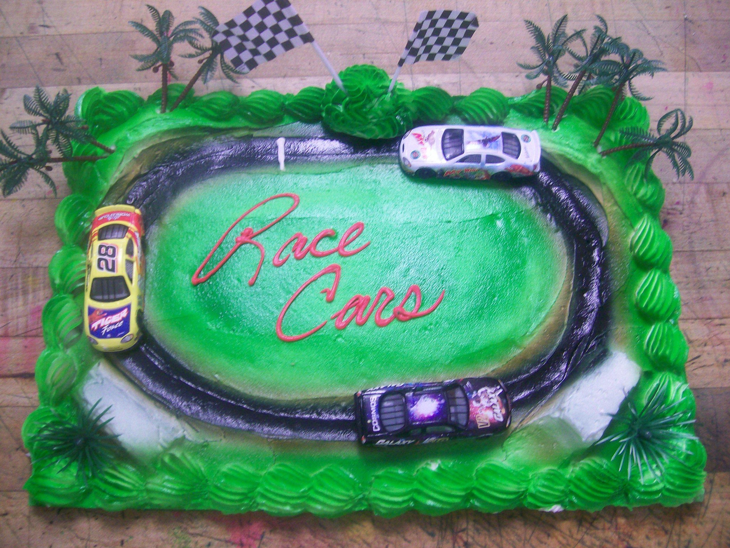 Race Car 1