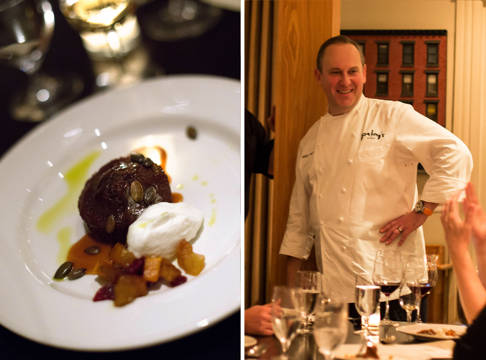 We've done 4 events with Portland's Culinary Godfather, Chef Vitaly Paley