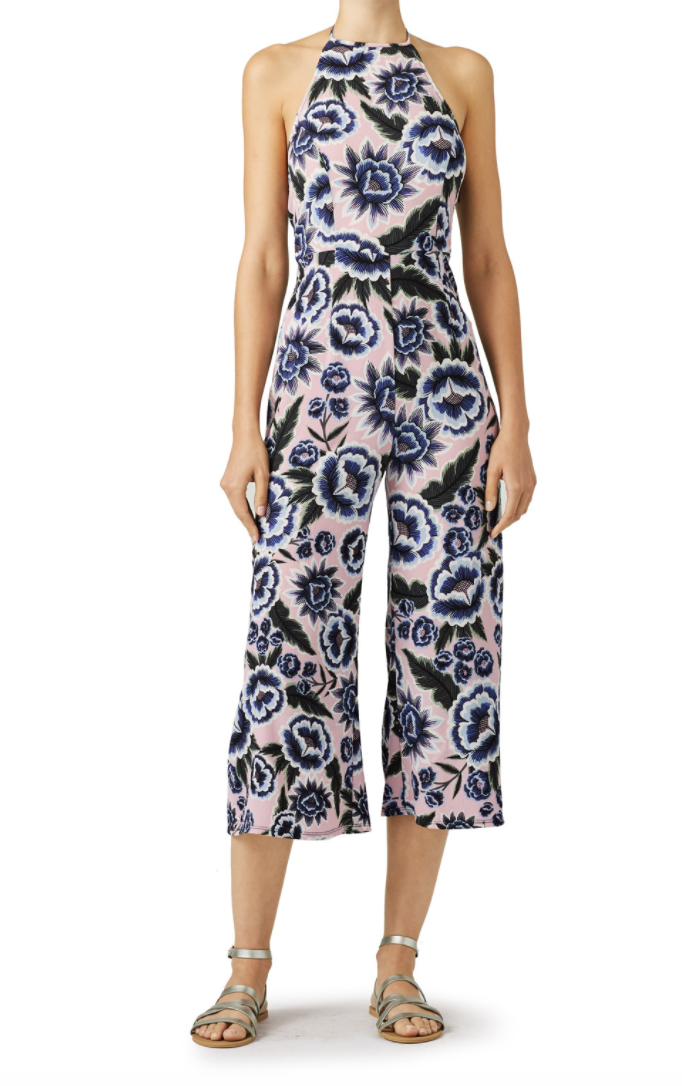Rent The Runway's Show Me Your Mumu Julianne Jumpsuit