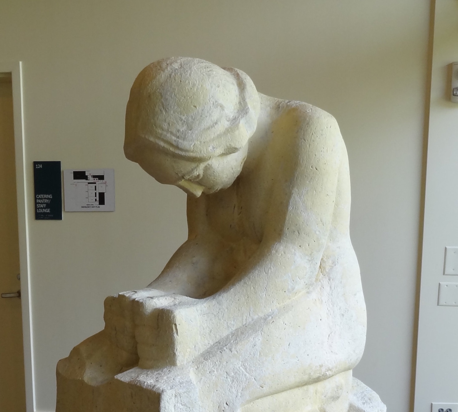 Kneeling Woman - Ralph Stackpole