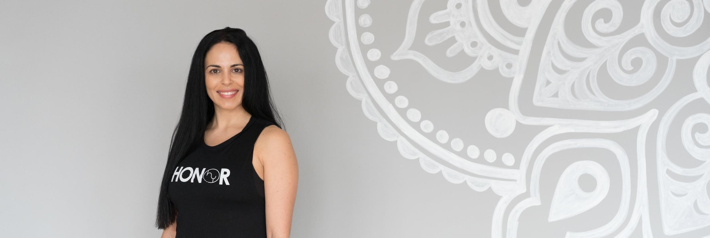 Maria Parella Turco, CEO and Founder of Honor Yoga