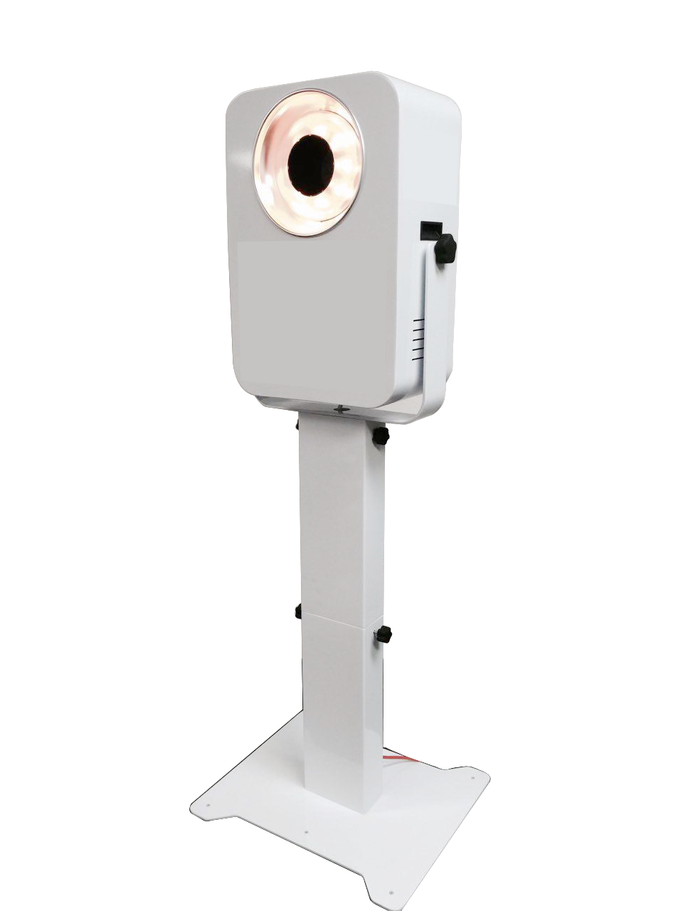 Push-Button Selfie Stations - Made for both outdoor and indoor applications, selfie-stations can be placed anywhere. Use with RFID sorting or without. Incredibly popular with guests.