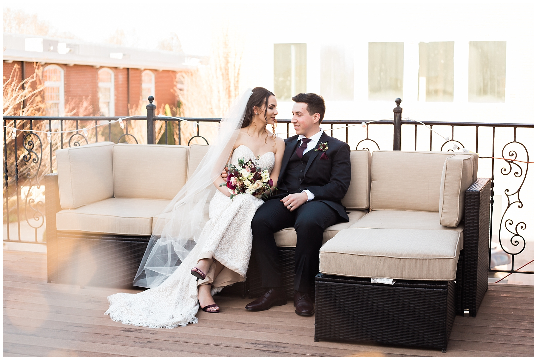 Revolution Mill Events: Kendelle + Ryan
