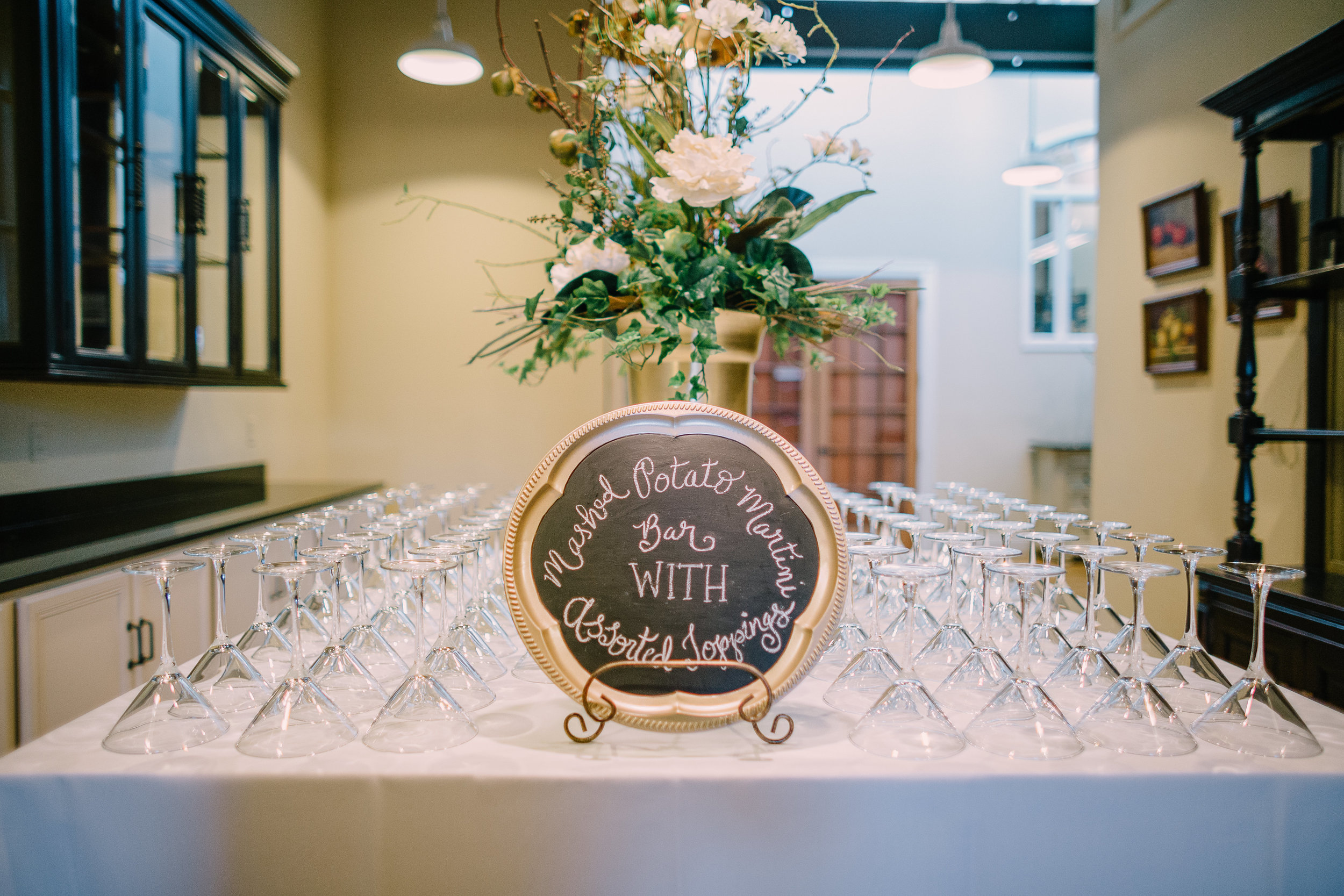 Reception Dinner Service Styles  |  Revolution Mill Events