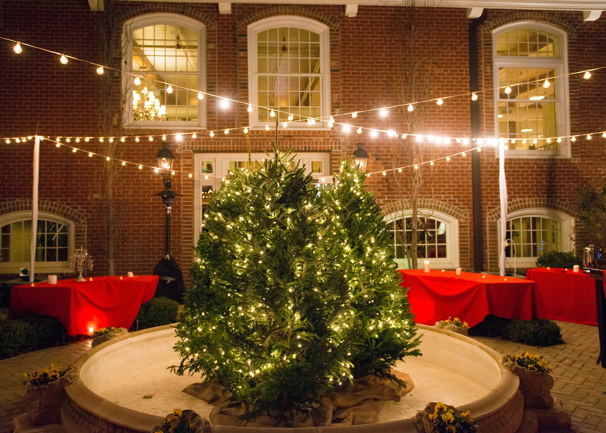 Greensboro Corporate Event, Revolution Mill, Color Works, Corporate Holiday Party_0981.jpg