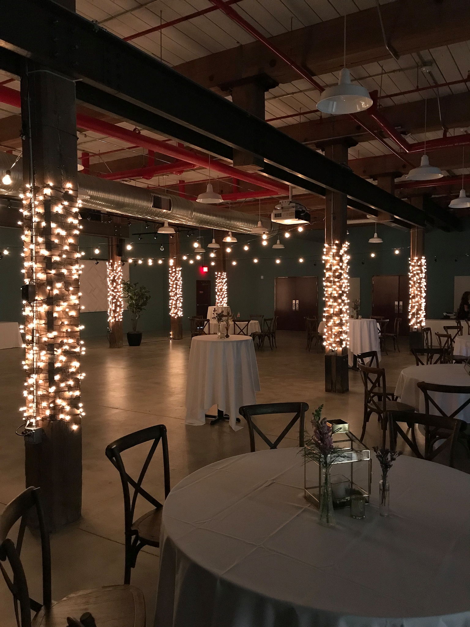 Greensboro Corporate Event, Revolution Mill, Color Works, Corporate Holiday Party_0975.jpg