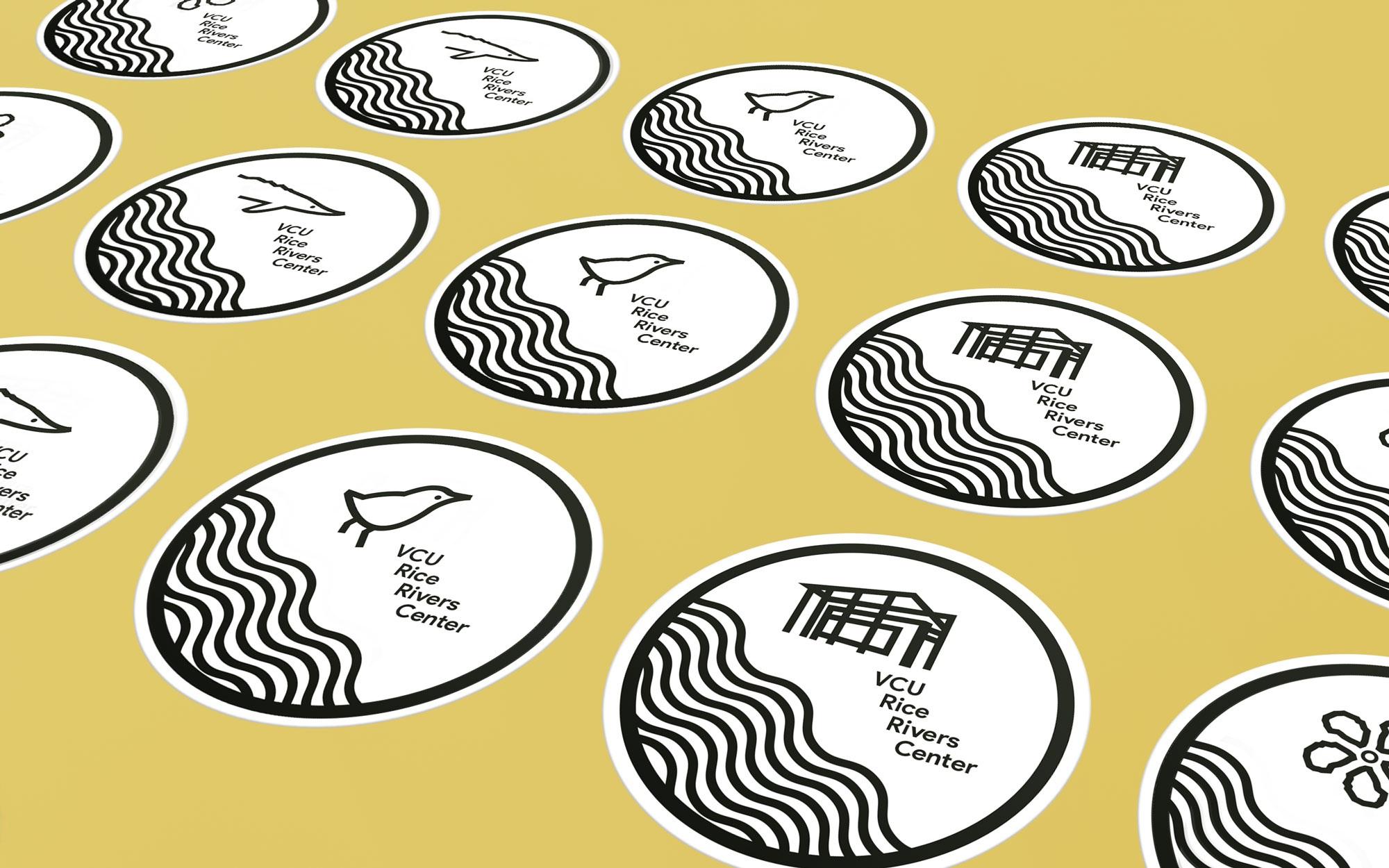 stickers …