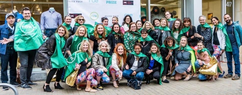EMPOWERING A BILLION WOMEN AUSTIN CHAPTER, SPRING 2018