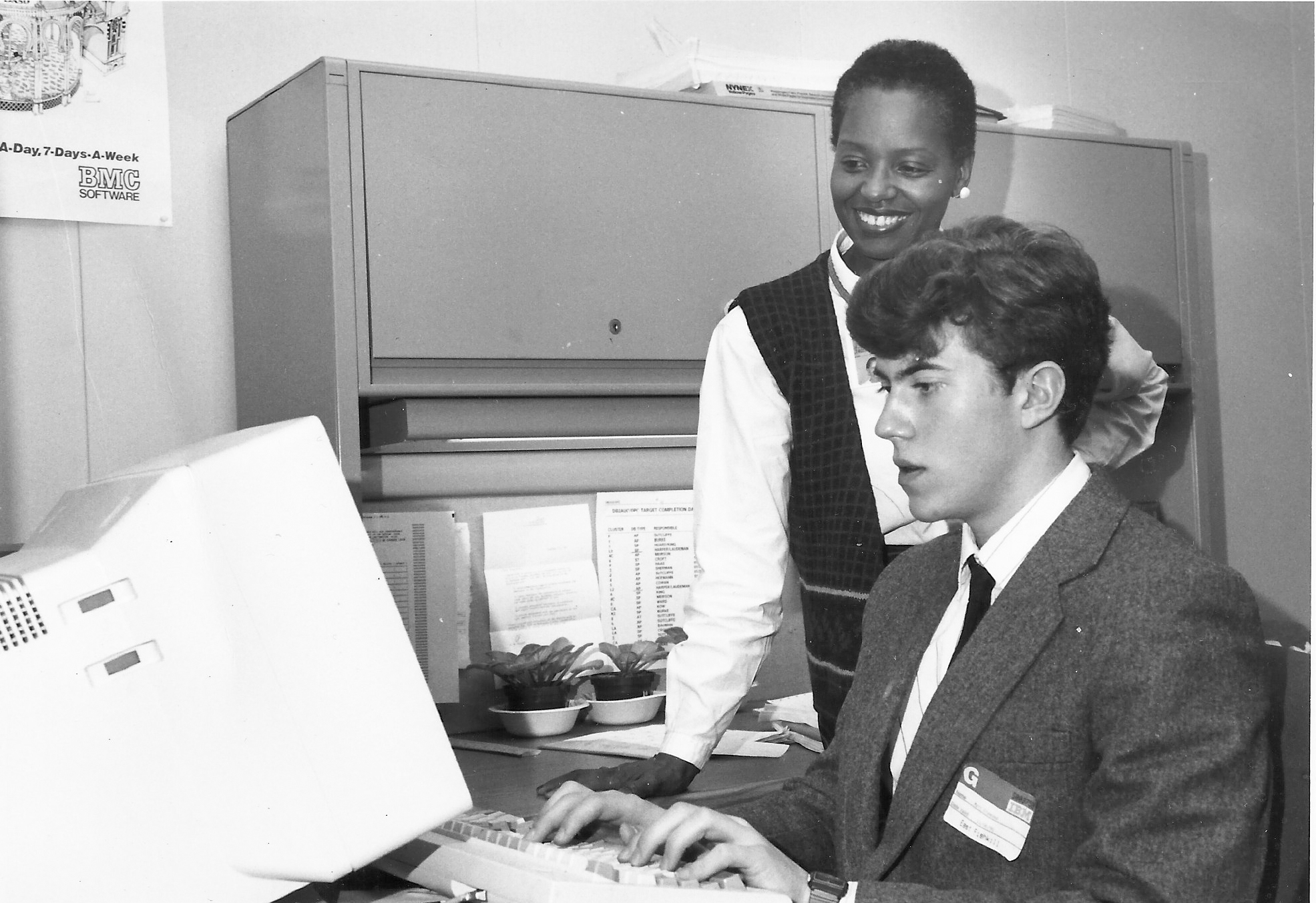 Jacqueline Harper (while working at IBM), joining us on October 3, 2019