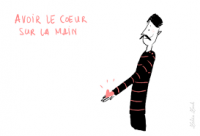coeurmain : learn French with ifiomatic expressions