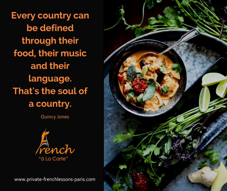 food is the soul of a country - Quincy Jones .jpg