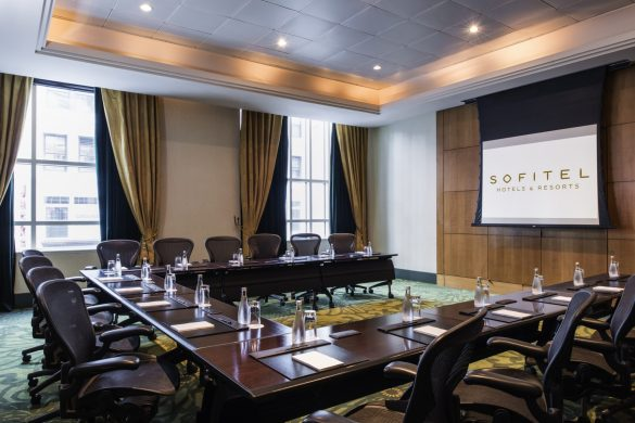 Meeting Space at Sofitel NYC