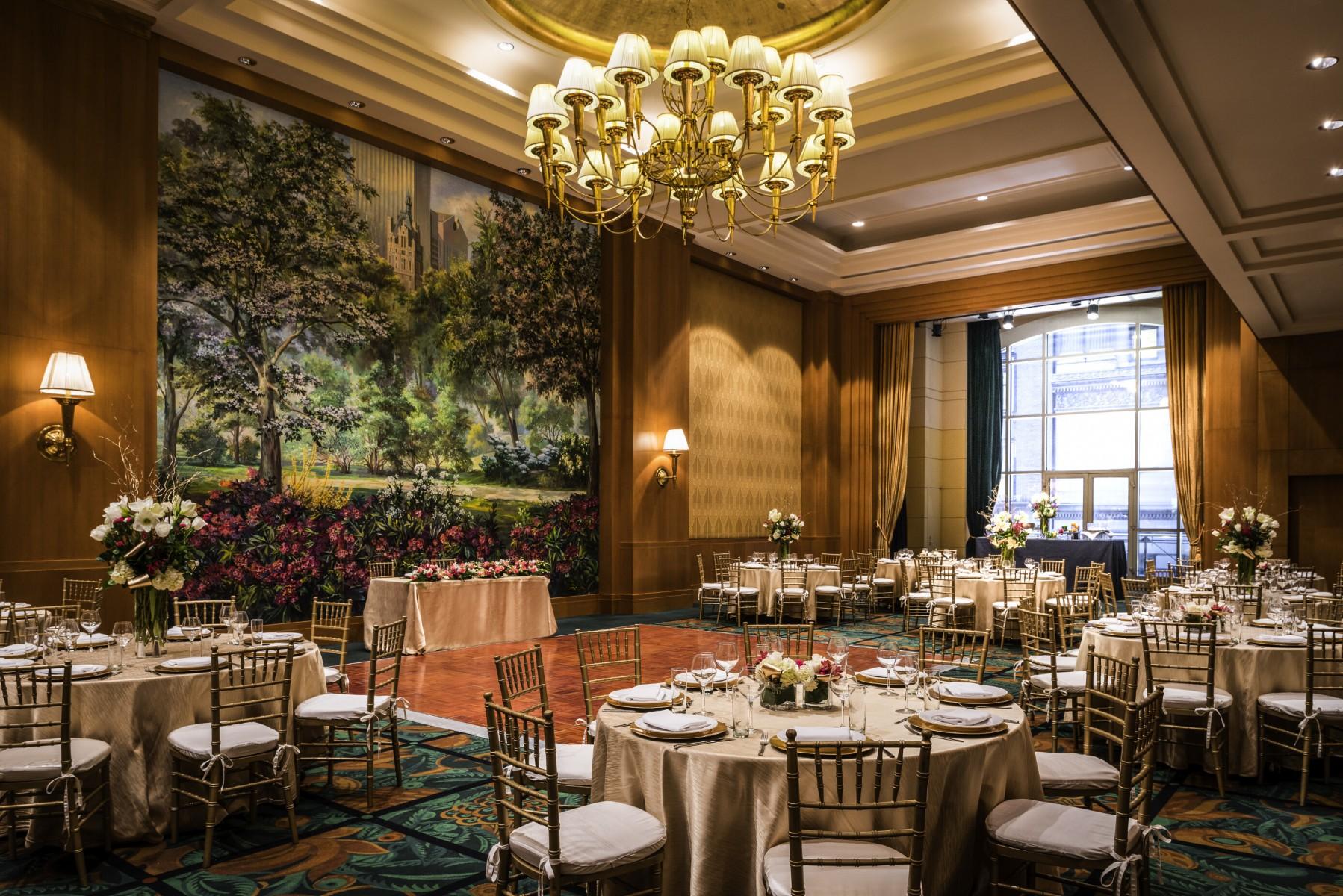Weddings at Sofitel New York