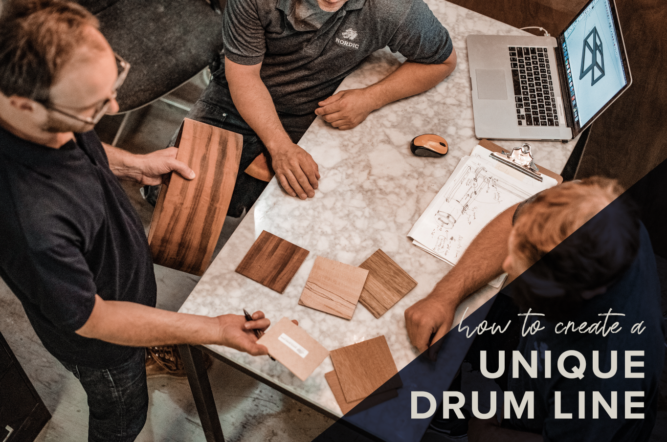 Create a Unique Drum Line