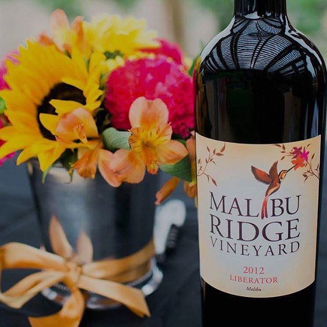 Malibu Ridge is officially on Instagram!  We are excited to share our journey of creating sustainable and quality wine with you!