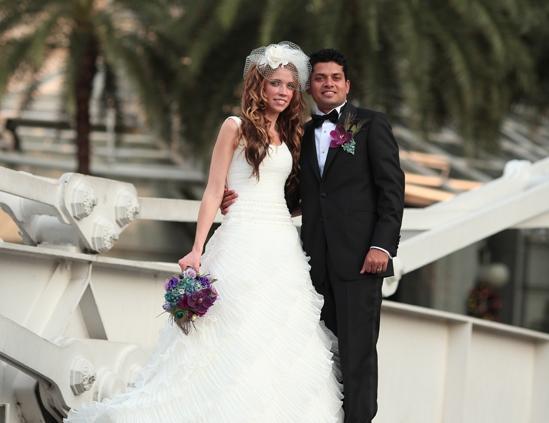 Mandy & Nishan (Singapore Wedding, Featured in Wedding Bells Magazine) - https://weddingbells.ca/real-weddings/an-elegant-and-exotic-destination-wedding-in-singapore/