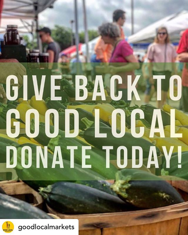 We love seeing our clients reach and exceed their goals! Donate today during #NTxGivingDay to help Good Local Markets continue to support our community farmers. #repost ・・・⠀ @goodlocalmarkets Today is the day y'all!!!! Donate to Good Local Markets for @ntxgivingday! Help us cover our farmers markets operational costs and programming so that we may continue to keep vendor fees low for our farmers and vendors... plus WE NEED A VAN Y'ALL!!!! Give back to Good Local 👩🏼🌾👩🏼🌾👩🏼🌾 #dallas #eastdallas #ntxgivingday #farmersmarket #donate #nonprofit #northtexas #eatlocal