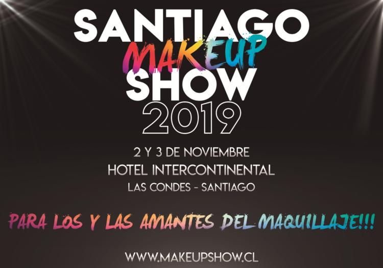 SANTIAGO MAKEUP SHOW 2019    / CO-PRODUCCIÓN CREATIVA Y BECKER & CO