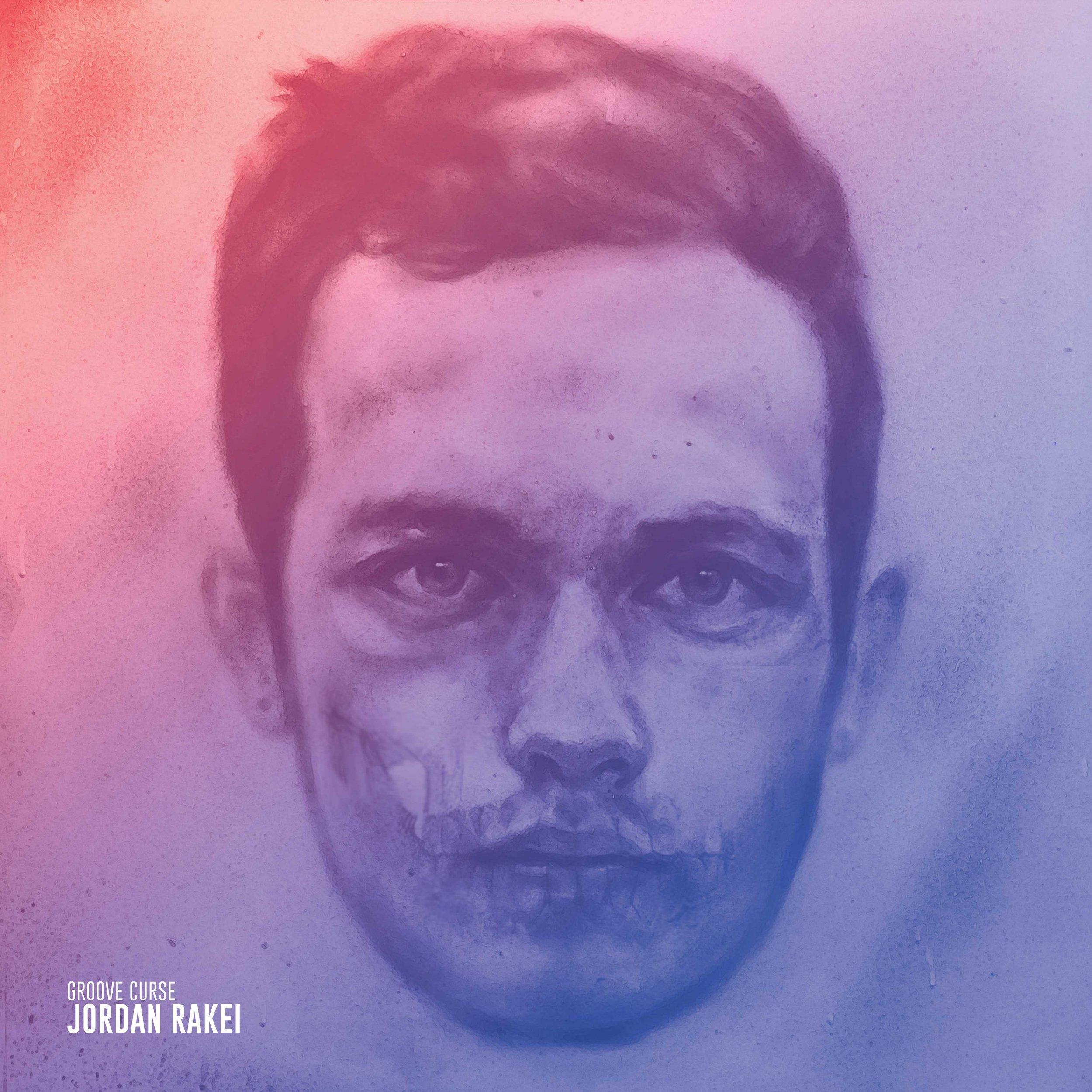Groove Curse EP Jordan Rakei