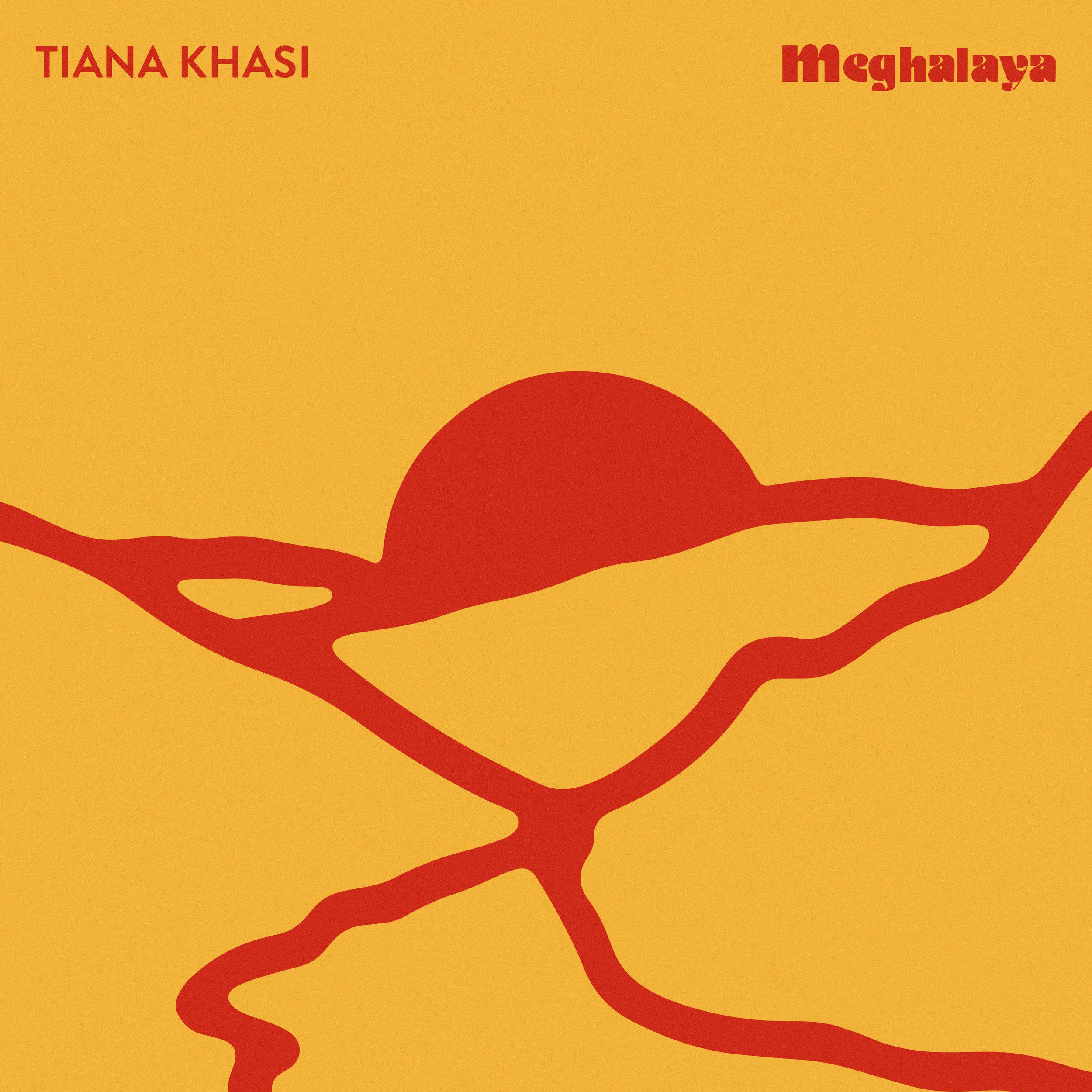 Meghalaya EP Tiana Khasi