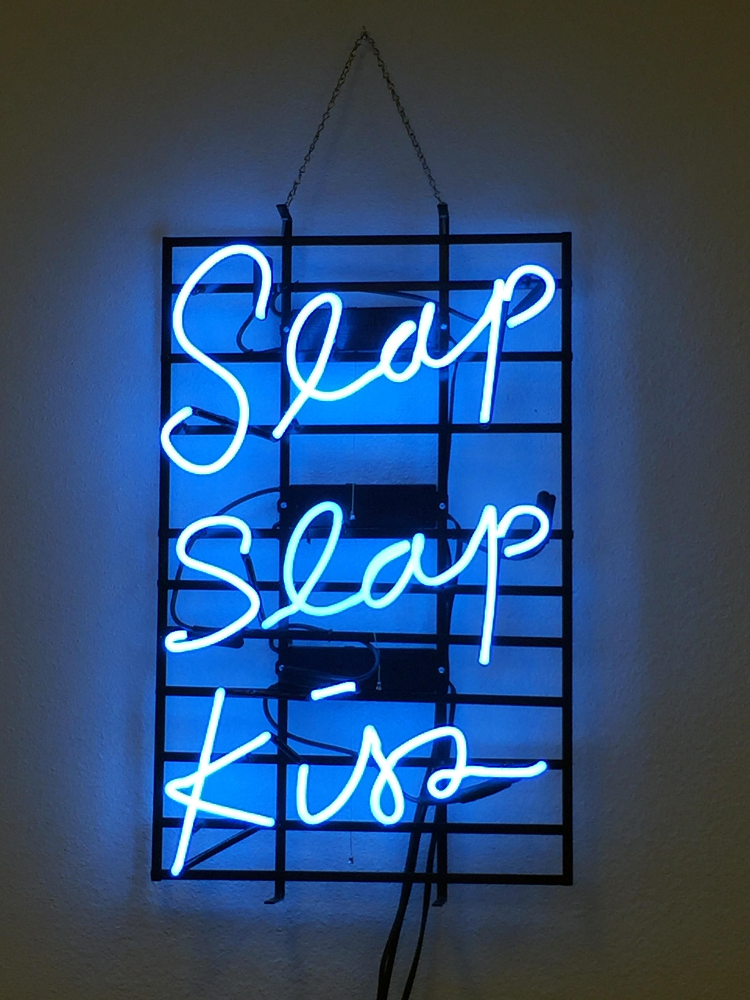 Allison Wiese_Slap Slap Kiss_Neon.jpg