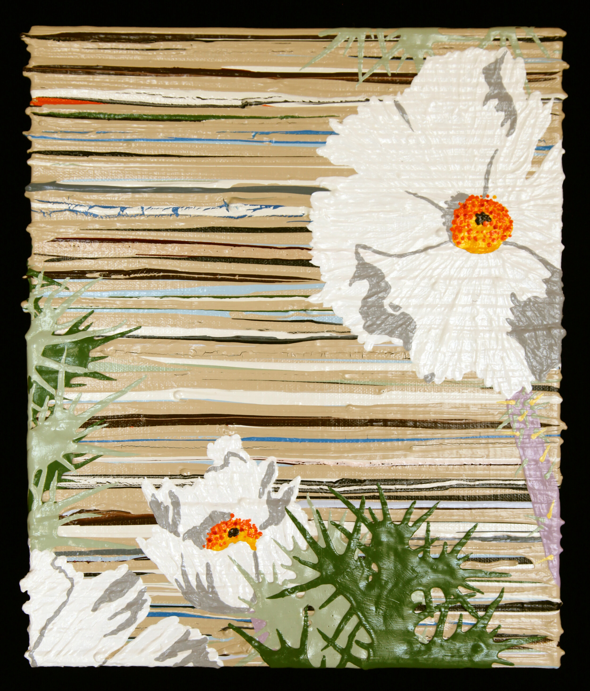 Nevada Humanities/Jeff Fulmer. Prickly Poppy