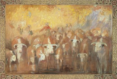 Minerva Teichert Art mormon art