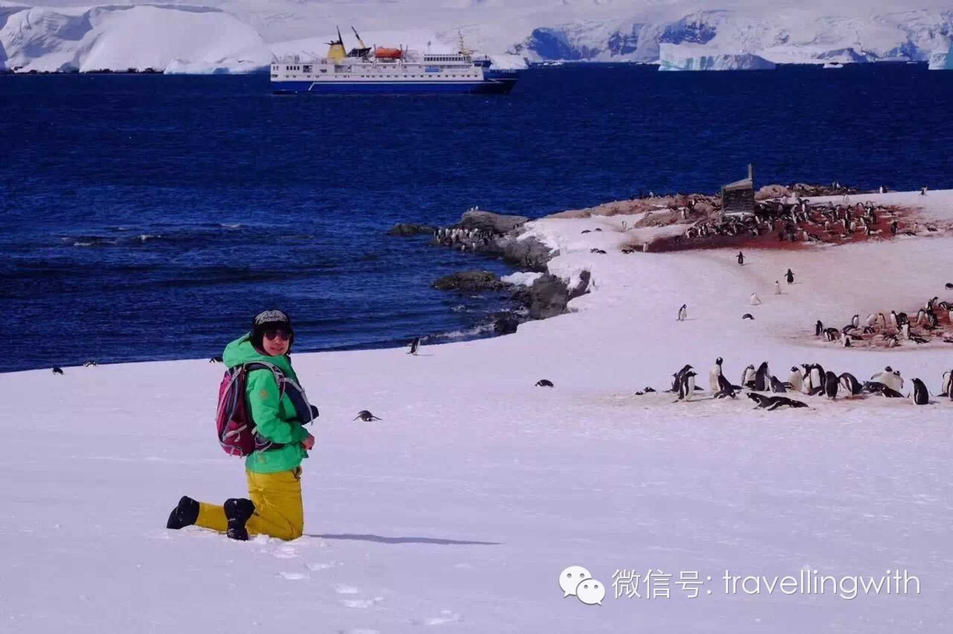 Xiao Lin: Travel Daren    6 years, have not been to the airport from the novice to the evolution of the Antarctic Daren