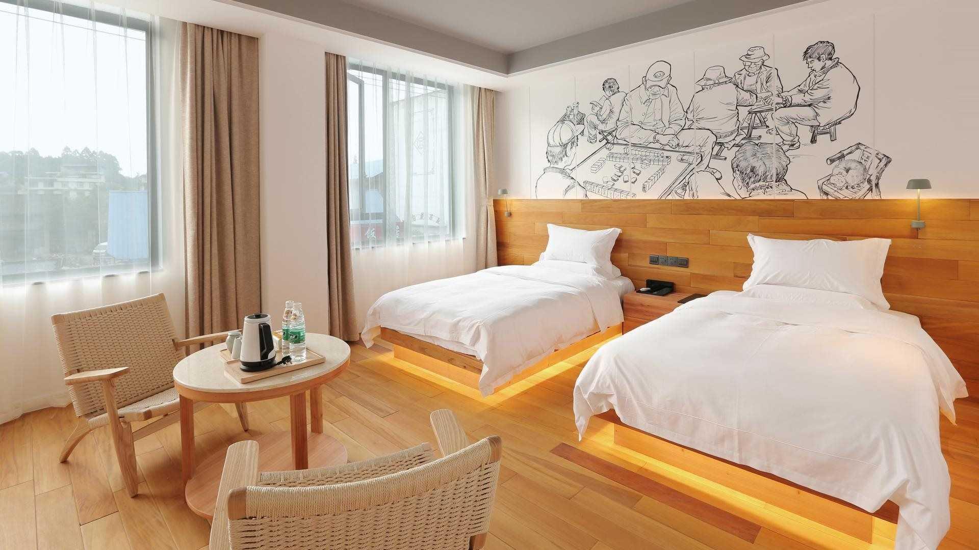 Shuzhongyi Travelling with Hotel -