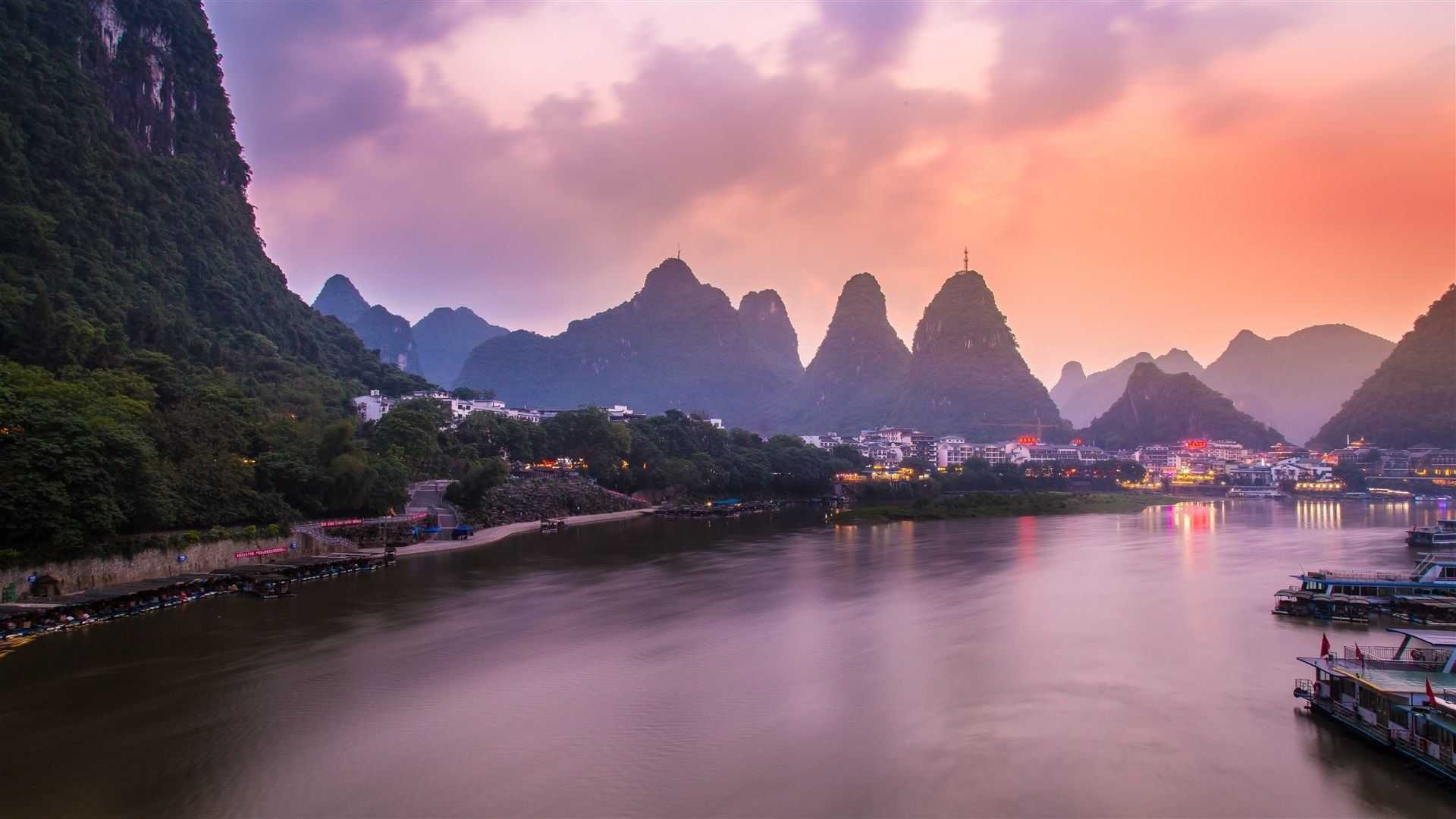 Yangshuo Travelling With Hostel -