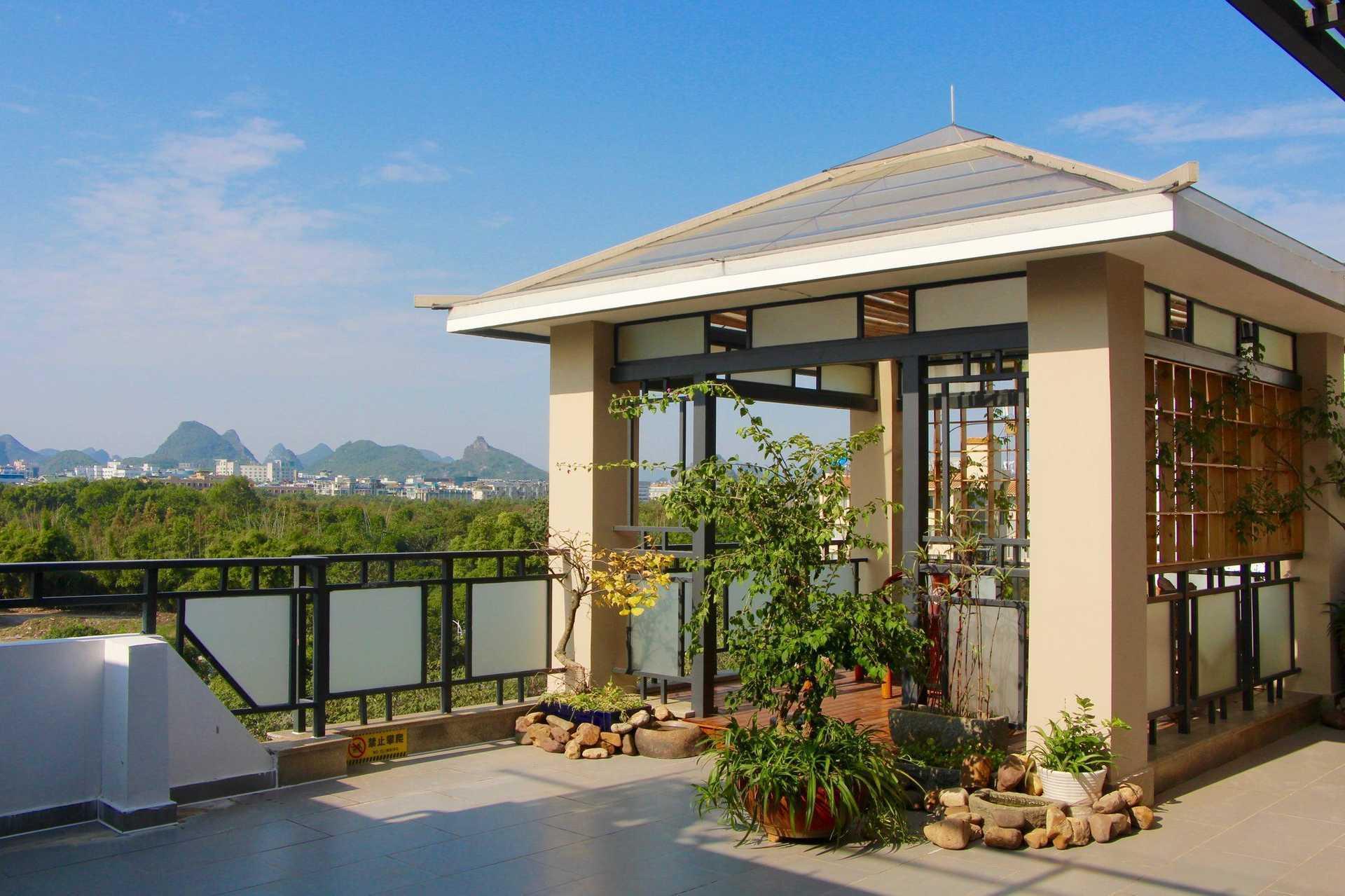 Zen Tea House -