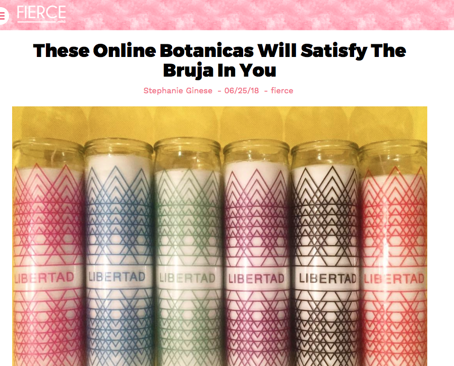 """""""These Online Botanicas Will Satisfy The Bruja In You"""""""
