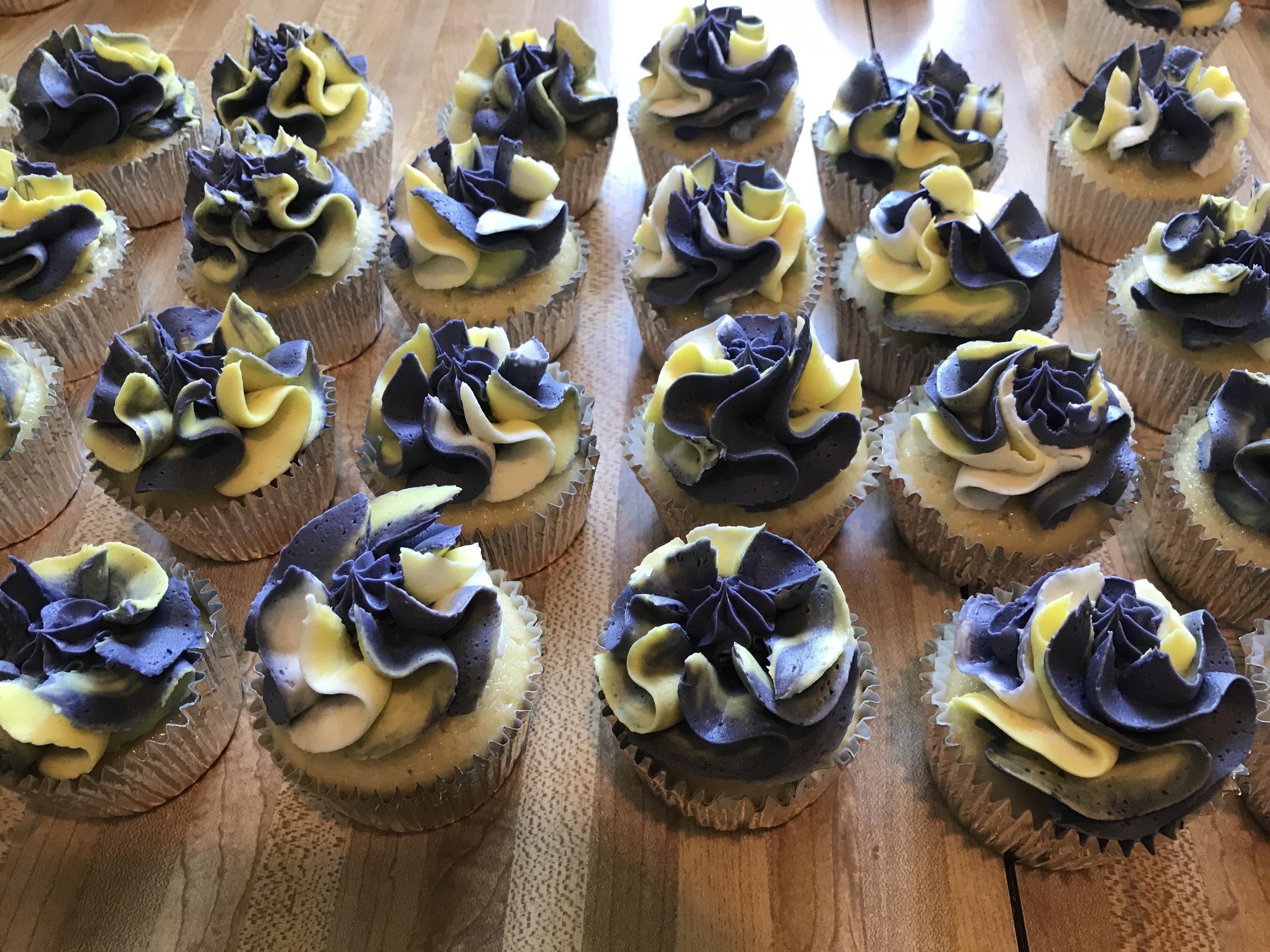 UW Cupcakes Kate's Kitchen Seattle