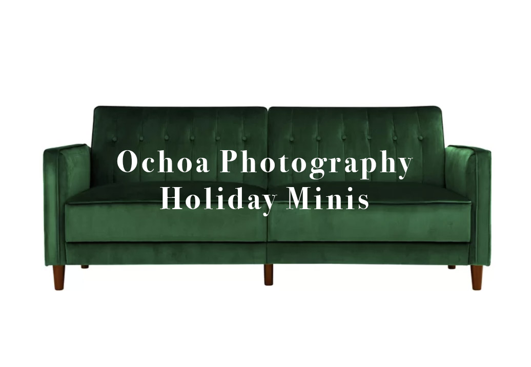 Ochoa Photography Holiday minis