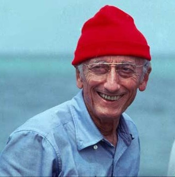 Jacques Cousteau - born June 11, 1910
