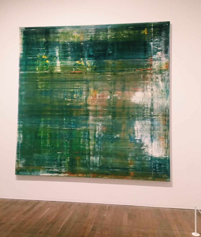 Gerhard Richter,  Cage 1