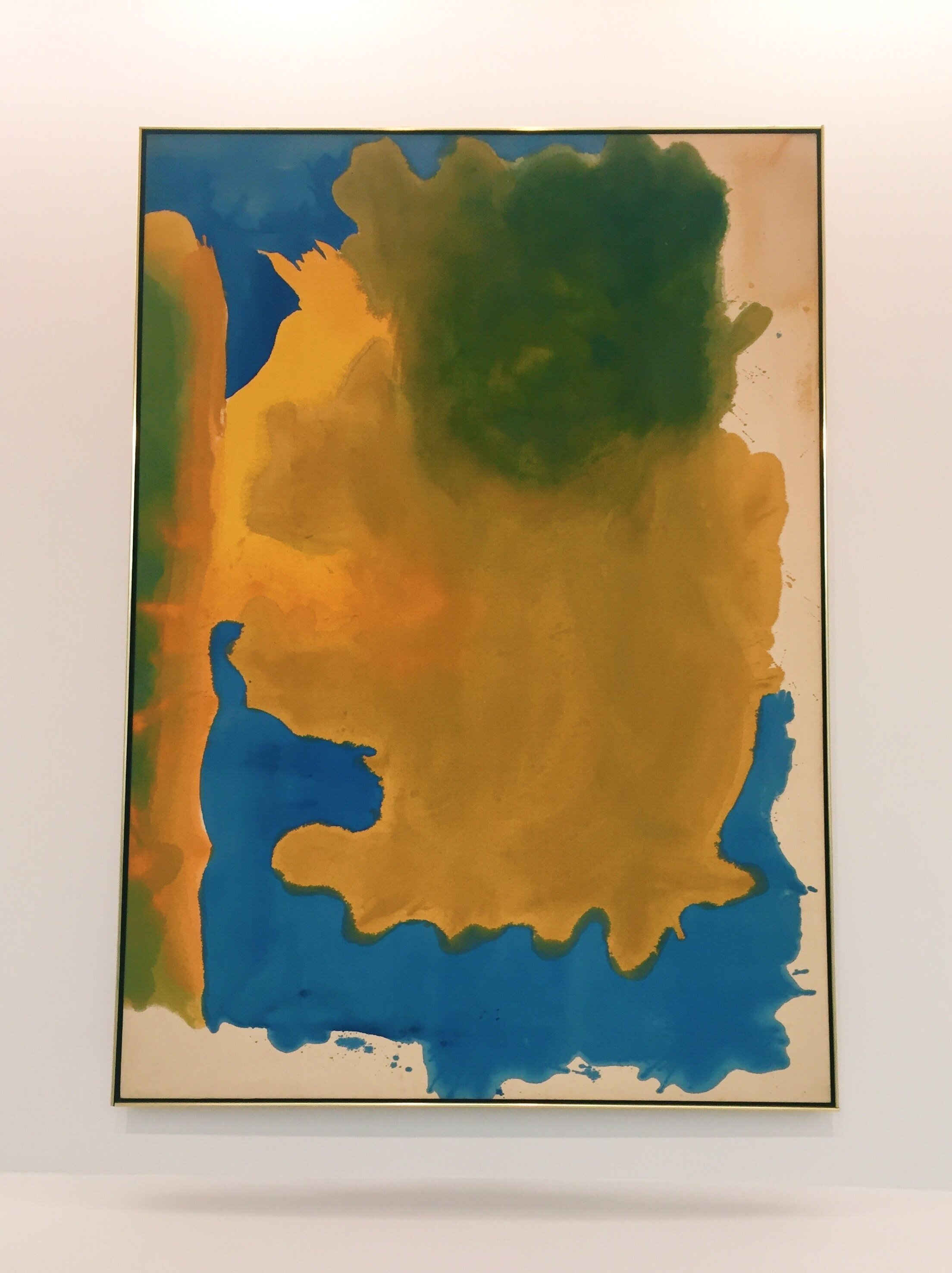 Helen Frankenthaler,  Canal