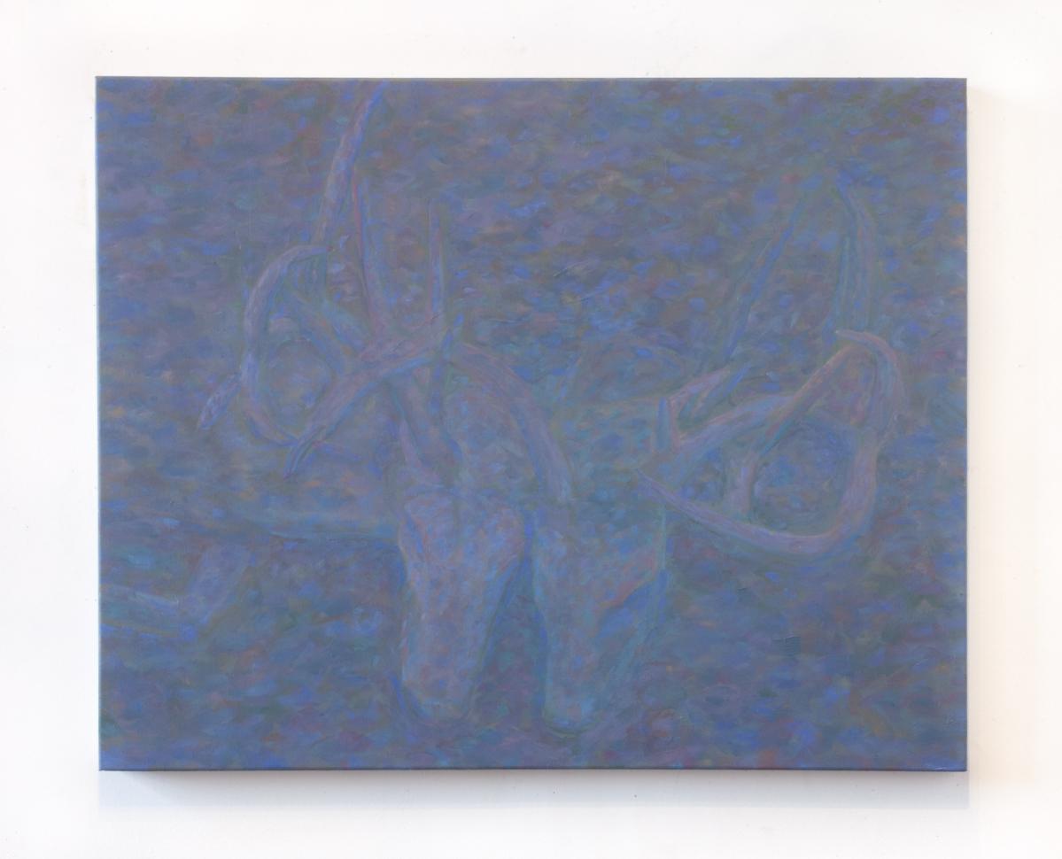 deer painting  24 x 30