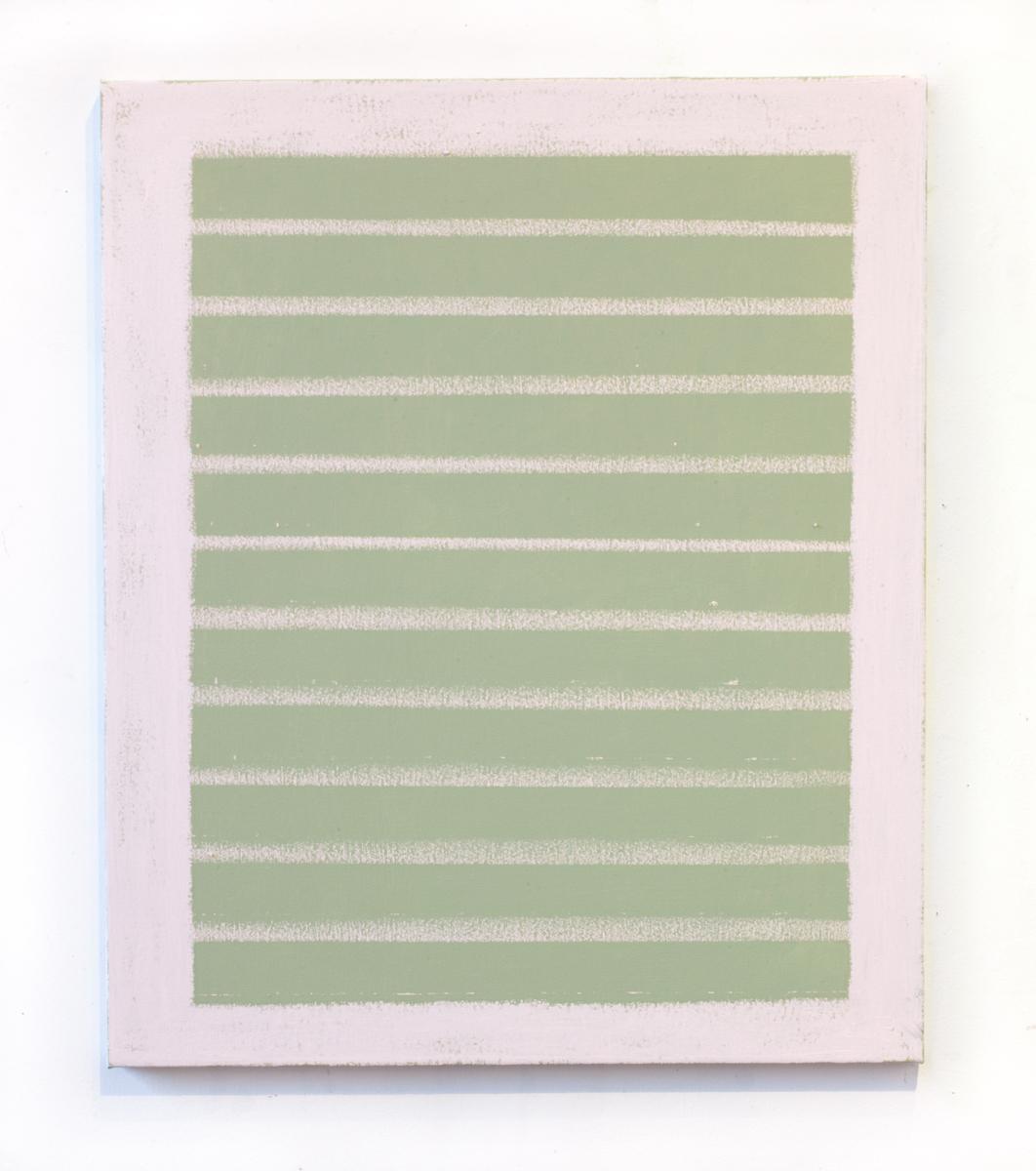 green field, green screen  20 x 24