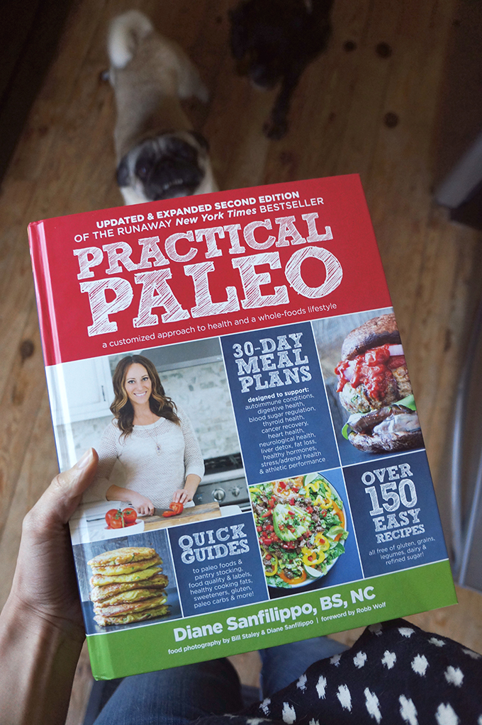 Doug likes Practical Paleo too, apparently.