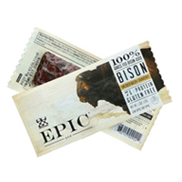 Epic grassfed all natural meat bars