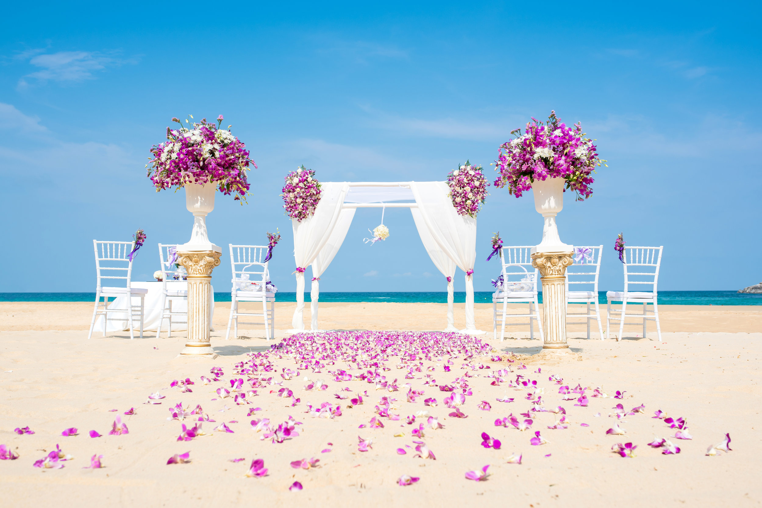 Destination Weddings -