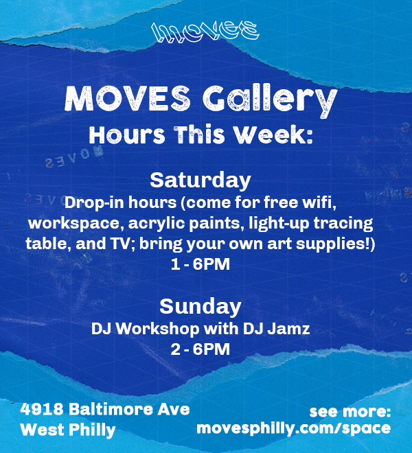 MOVES Gallery Flyer Hours