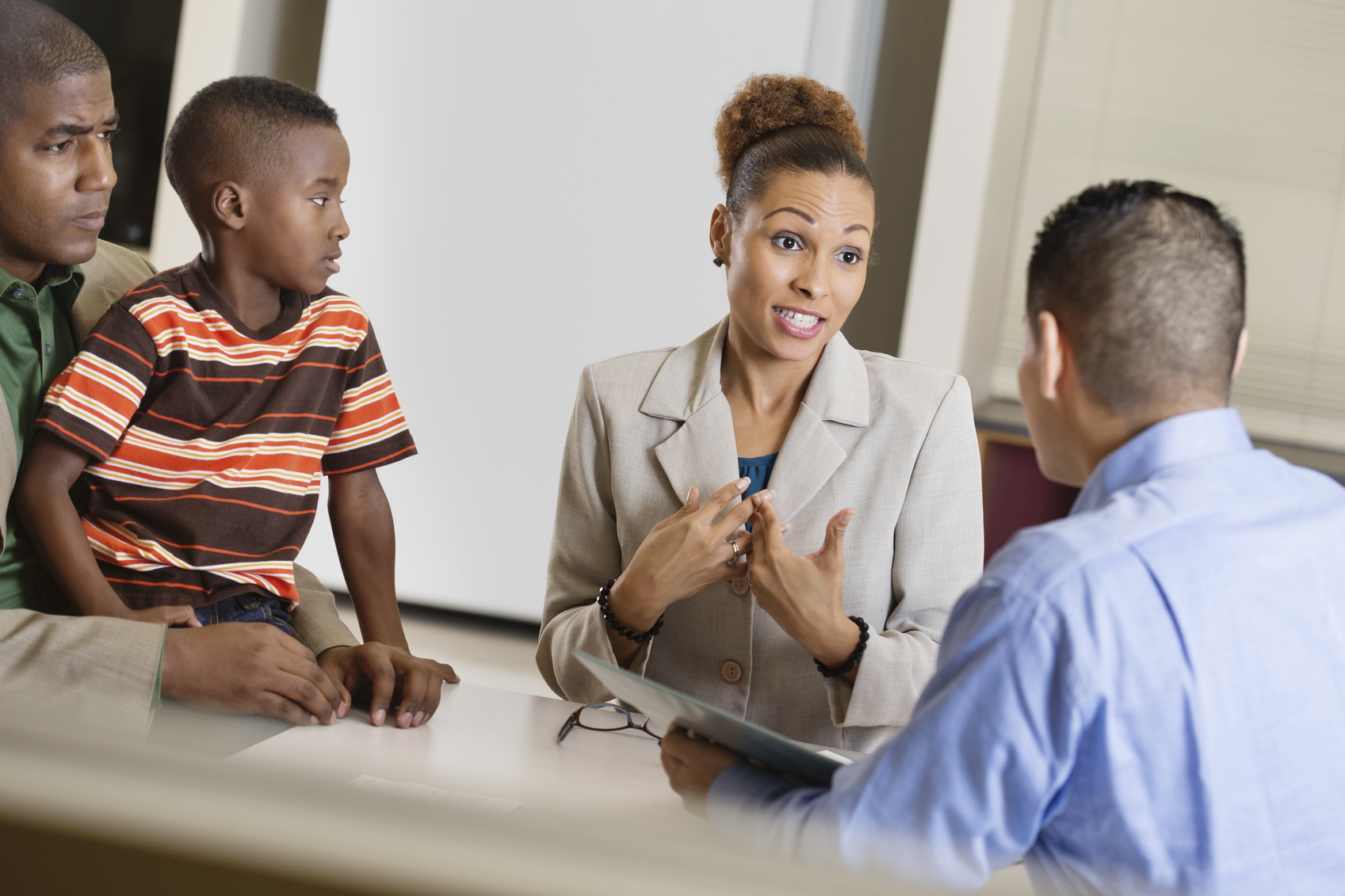 A few tips for how to prepare for the upcoming fall parent/teacher conferences.